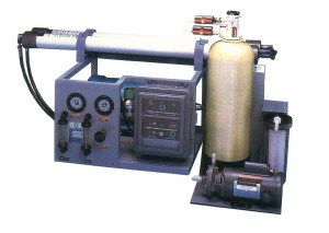 RO freshwater maker, type 1600 - 7000 liter/day