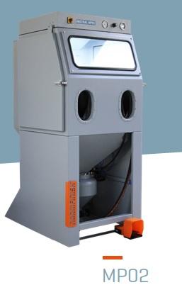 Mistral MP02 direkte trykk blåsekabinett